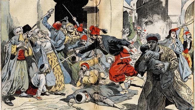 Osmanské Turky měl z Kréty vyhnat mor, ambiciózní plán ale nevyšel