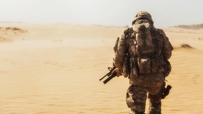 Na území Iráku a Sýrie bude operovat americká 'průzkumná jednotka'. Ilustrační snímek