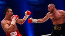 To nebyl box, ale tanec! Vysmál se americký boxer souboji Kličko-Fury