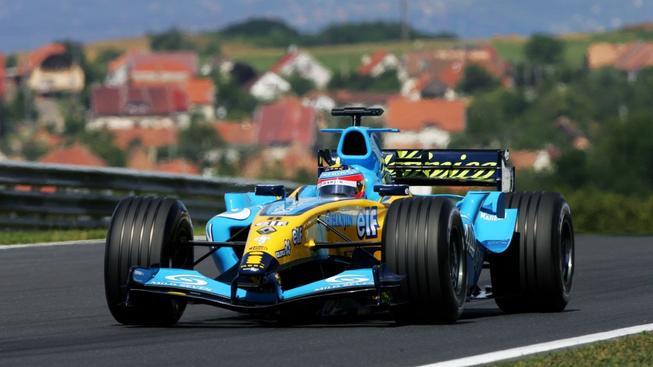 Renault dokázal získat dvanáct Pohárů konstruktérů. Ten poslední v roce 2005