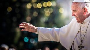 Papež František patří k nejvlivnějších lidem planety