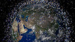 Tak nějak to teď vypadá nad Zemí