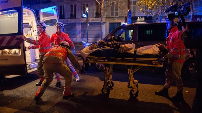 Při útoku na hudební klub Bataclan zemřelo 90 lidí