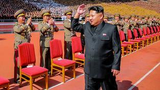 Kim Čong-un zdraví