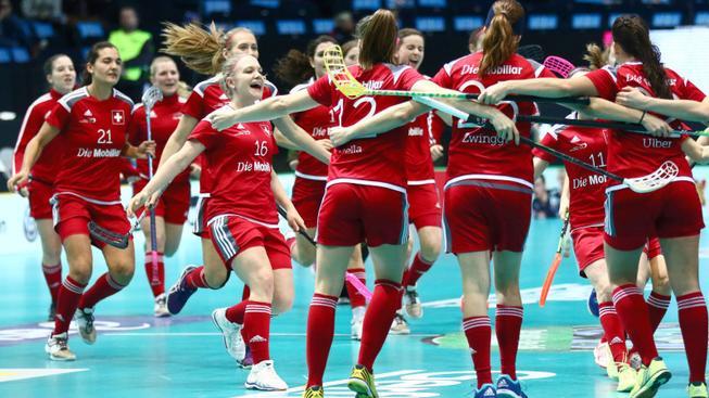 O triumfu Švýcarek rozhodla především druhá třetina, kterou vyhrály poměrem 4:0