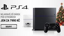 Bezkonkurenční cena PS4 v Xzone - levnější už letos nebude!