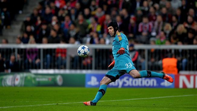 Ve skupině narazil Arsenal na Bayern Mnichov, teď čeká Kanonýry další žhavý aspirant na celkové vítězství v LM