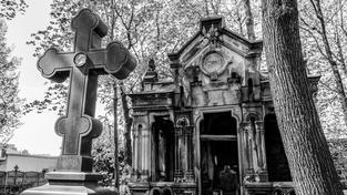 Na největších moskevských hřbitovech bude vrámci vlastenectví bezplatná wifi. Například na Novoděvičím hřbitově je totiž pohřbeno množství významných osobností z ruských dějin