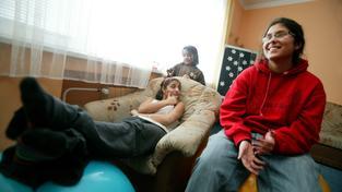 Projekt má pomoci mladým lidem z dětských domovů