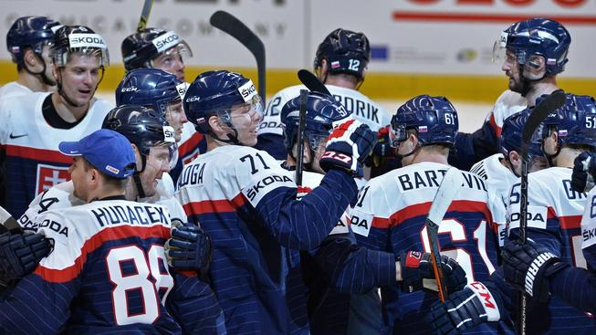 Slovenská hokejová reprezentace