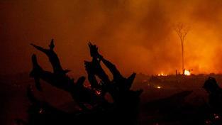 Indonésie ničí plameny, které už nemá nikdo sílu hasit