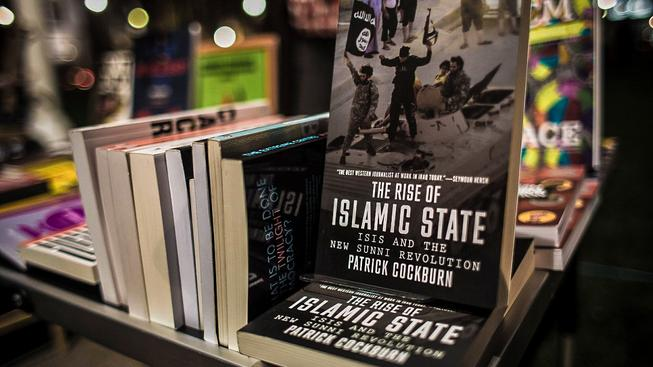 Patrick Cockburn: 'The Rise of Islamic State - Isis and the new Sunni revolution'