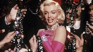 Diamanty jsou nelepší přítel ženy, hlásala herečka Marilyn Monroe