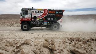 Kolomý skončil na loňském Dakaru sedmý, dokáže si letos polepšit?