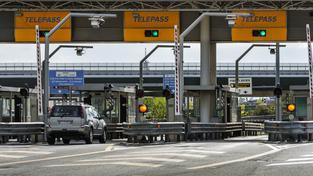 Každá země EU má nyní placení na dálnicích řešeno individuálně, Evropská komise chce zavést společné evropské mýtné (ilustrační snímek)