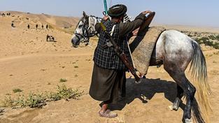 Afghánistán letos ani přes zimu nezažije trochu klidu