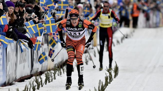 Petter Eliassen je loňským vítězem legendárního Vasova běhu