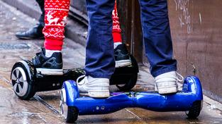 Variant hoverboardů je bezpočet, ne všechny jsou ale bezpečné