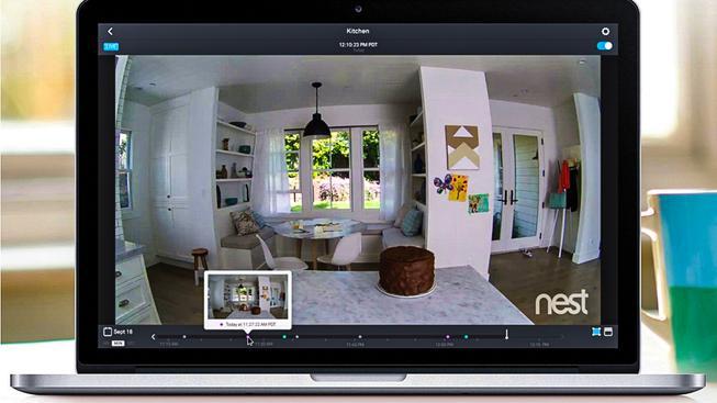 Na záběry z vaší inteligentní domácí kamery se můžete podívat odkudkoliv přes internet