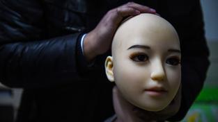 Japonec vyrábí nafukovací panny pro pedofily (ilustrační snímek)