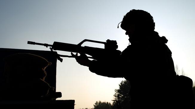 Německá zbrojovka chce prodávat zbraně do Spojených států (ilustrační snímek)