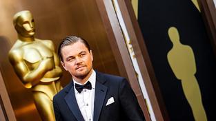 Leonardo DiCaprio je hlavním kandidátem na získal Oscara