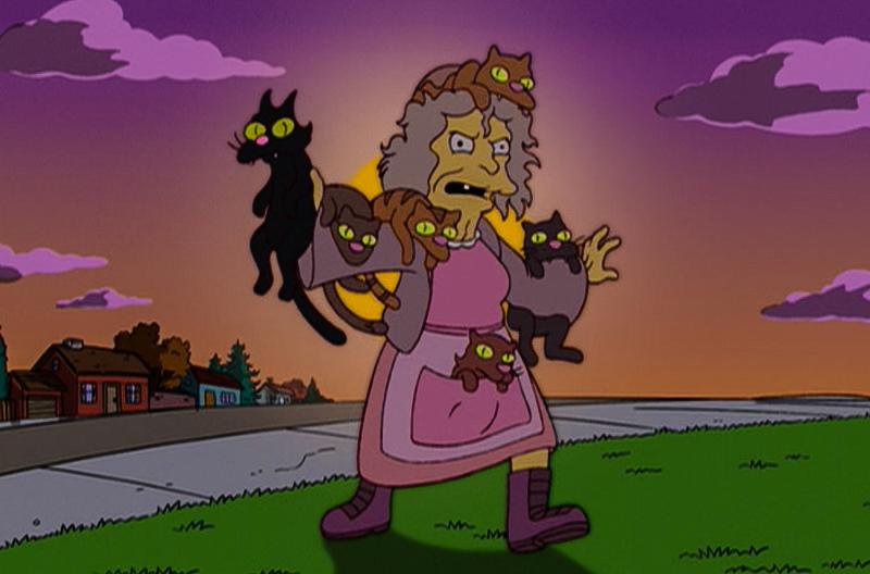 Krátké dějiny šílených kočkofilek