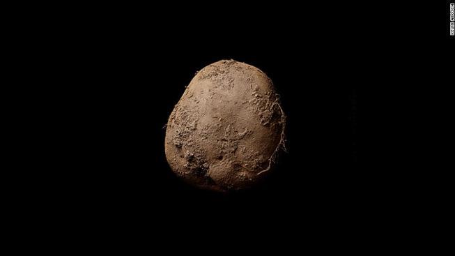 Fotografie nazvaná Potato #345