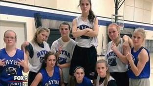 Sport naruby: Basketbalový tým vyloučili ze soutěže, protože hrál moc dobře