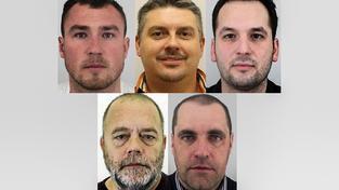Pětice unesených Čechů