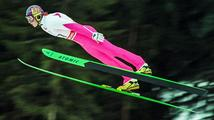 Olympijský vítěz Nieminen se po dvanácti letech vrátil na můstky