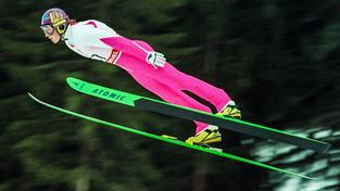 Toni Nieminen na XVI. zimních olympijských hrách v Albertville