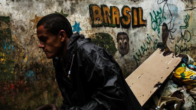 Chudinské favely z Brazílie nezmizely