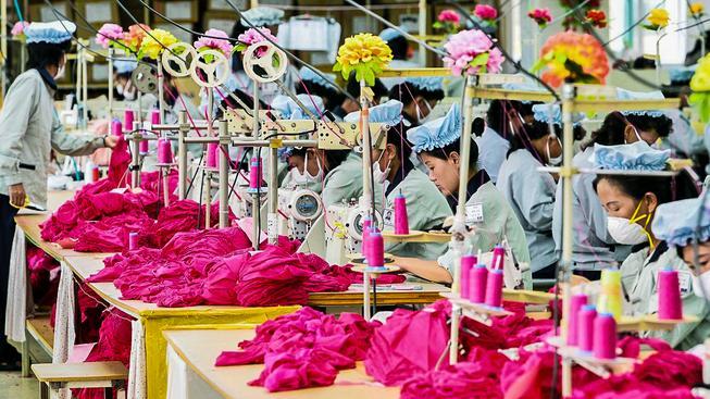 V průmyslové zóně Kesong pracuje zhruba 54 tisíc Severokorejců