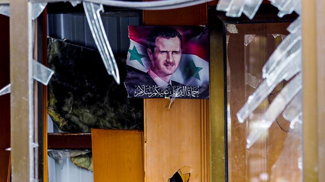 Asad chce dobýt zpátky celé území Sýrie