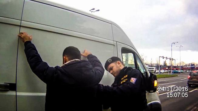 Nazmiho Sahina zatkla česká policie loni v listopadu