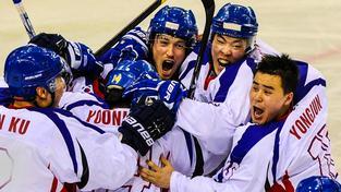 Hokejisté Jižní Koreje loni postoupili do Divize A mistrovství světa