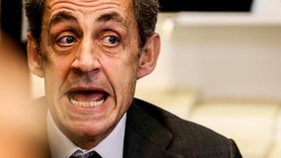 Bývalý (a budoucí?) francouzský prezident Nicolas Sarkozy