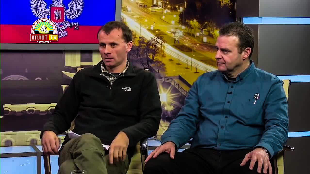 Komentář: Co dělali čeští komunisté na výletě v Donbasu