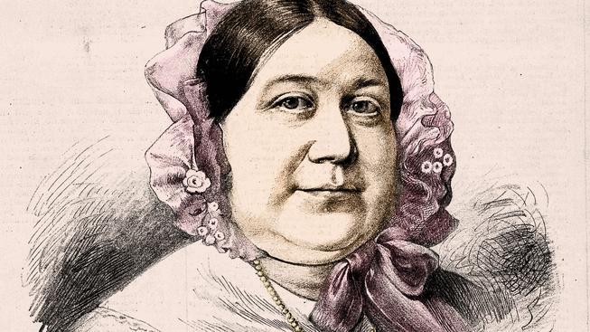 """Jméno Rettigová se dnes spojuje především se slavnou kuchařkou. Dobromila byla ale mnohem víc než """"žena od plotny"""""""