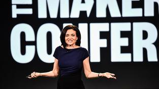 Sheryl Sandbergová se v roce 2012 stala první ženou ve správní radě Facebooku. Je v žebříčku 100 nejvlivnějších osobností světa podle časopisu Time a autorkou knihy Opřete se do toho. Ženy, práce a vůle uspět