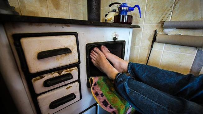 Oxid uhelnatý uniká při jakémkoli hoření (ilustrační snímek)