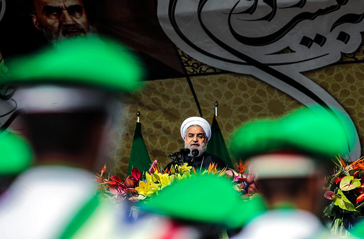 Íránský prezident: Rozhodnutí Íránu obohacovat uran na 60 procent je odpovědí vašemu zlu