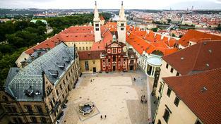 Klášter svatého Jiří na Pražském hradě