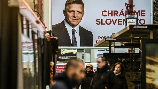 Fico vsadil na zastrašování uprchlíky, kteří na Slovensko vůbec nechtějí