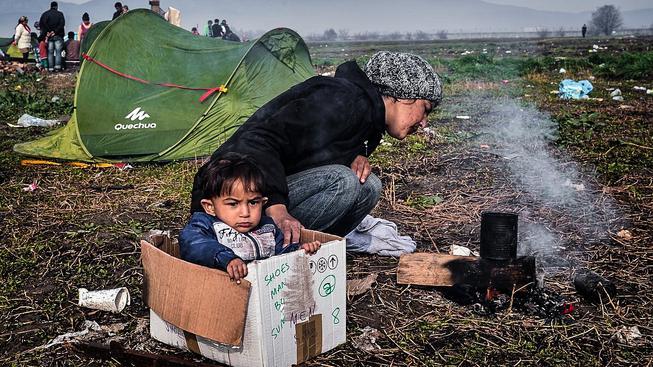 Česko je připravené naplnit syrskými uprchlíky z tureckých táborů část povinných kvót (ilustrační snímek)