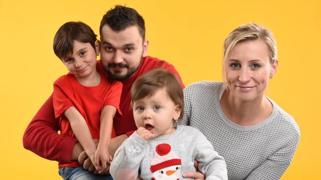 Rodina Liberdových