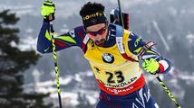 Fourcade vybojoval v Oslu čtvrté zlato, bezchybný Krčmář se blýskl pátým místem
