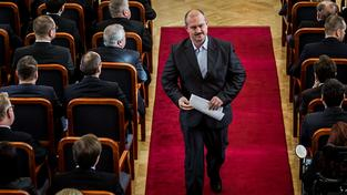 Ultrapravicového politika katapultovaly do parlamentu nedávné volby