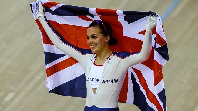 Victoria Pendletonová je dvojnásobnou olympijskou vítězkou z Pekingu a Londýna